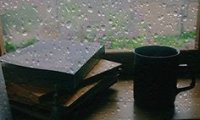 Grab a cup of your favorite and relax along with this peaceful rainy day.