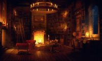 Aragorn's Library