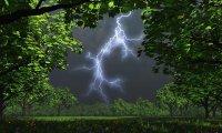 Frequent Thunder, Rain Ambiance, Sleepy Goodness