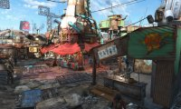 Quiet Afternoon In Diamond City
