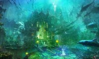 Underwater Mermaid Sanctuary