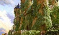 nymphs' castle