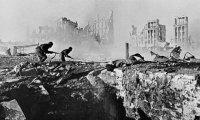 WW2 battlefield