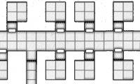 A long forgotten cell block
