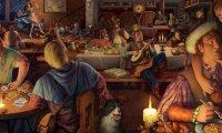 The legendary tavern with 1000 names in Citadel Adbar