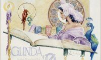 The library of Glinda the Good Witch