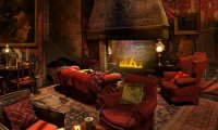 My custom settings for the Gryffindoor Common Room