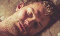 Sleeping next to Christian Grey