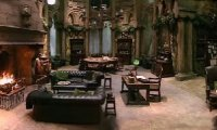 Slytherin Common Room(Evening)