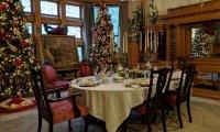 Christmas Morning Victorian Feast Preparation