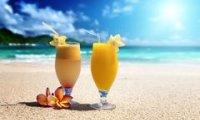 Mango On The Beach