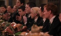 Breakfast At The Slytherin Table