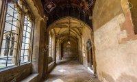 Ilvermorny Corridor