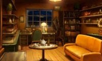 Professor Layton's Office