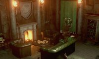 noncanon Slytherin common room