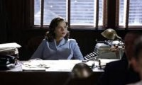Working with Peggy Carter