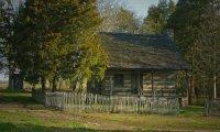 Will's cabin in the woods (Ranger's Apprentice)