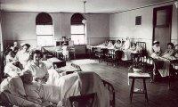 hospital ambiance