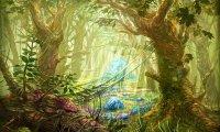 fairy atmosphere