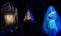 Haunted Mansion | The Bride's Boudoir