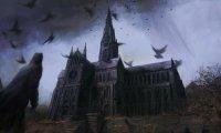 Curse of Strahd: Outside Argynvostholt