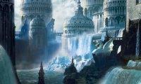 Ancient Magic Throne Room