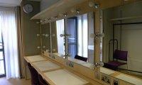 Jidol dressing room atmosphere