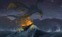"Edit of my ""Sailing on a dragon sea"" track"