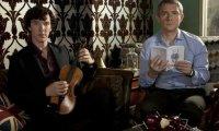 Studying at Sherlock's and Watson's
