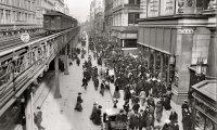 City Street in 1900's
