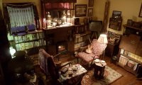 Original 221B Sitting Room