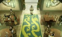 A busy day at Uncle Iroh's tea shop