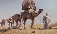 Trader's in the desert