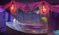 The Arcana - Rainy Night in the Shop