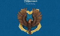 the ravenclaw during a thunderstorm