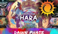 HA01 - Champions of Hara: Dawn Phase