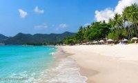 It is a beach