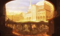 Arabic Market Ambiance