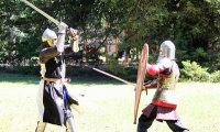 Duel at the Arena