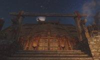 Jorrvaskr's Porch in the Evening