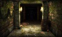 Creepy dungeon