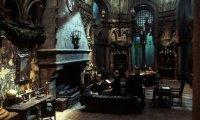 Slytherin Common Room + choir