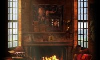 Gryffindor Tower Study Ambience
