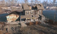 Fo4- Taffington Boathouse