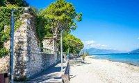 A day at an italian beach