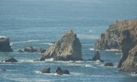 Legend says seal maidens swim here