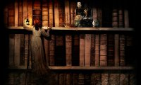 The MAGICIAN'S study