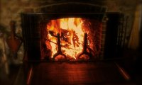 A Warm Hearth on a Cold Night