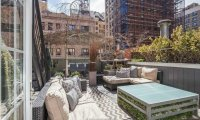 NYC Rooftop Terrace