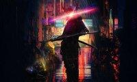 Cyberpunk battle music